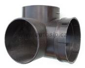 T-kus rozvodu vzduchu  75 3D 163-C990501180 321821068