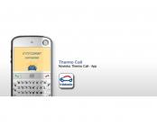GSM ovládání - Thermo Call TC4 ENTRY - 9032129 A