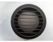 Webasto Výdech horkého vzduchu 90° 90 mm černý  1320932