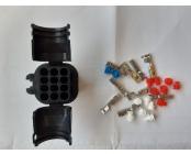 Těleso konektoru s kontakty  221000319300 (B3)