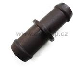 Propojka vodní hadice  18 / 15 mm plast - 1314325 A