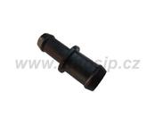Propojka vodní hadice  20 / 15 mm plast - 1314326 A