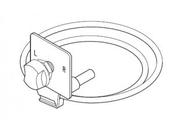 Regulátor pro ovládání klapky - 221000010300