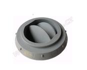 Výdech regulovatelný šedý  60 mm  9012302