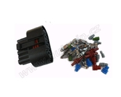 Zásuvka pro řídící jednotku Webasto Thermo 90 ST / 12 pin kabeláže - 65669