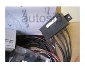 Doplňková sada pro přihřívač D3WZ VW Sharan - Ford Galaxy - 240147000000