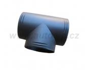 T kus rozvodu vzduchu 90 / 90 / 90 mm - 221000010026